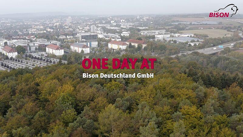 Video link: OneDay @ Bison Deutschland GmbH