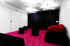 Think Pink - Brainstormings in kreativer Umgebung. Mit beschreibbaren Wänden, sind der Kreativität keine Grenzen gesetzt
