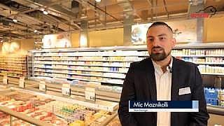 Video link: Bison ESL Manager im Einsatz bei der Migros Breitenrain