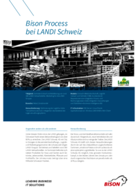 Die LANDI Schweiz AG mit Sitz in Dotzigen ist die zentrale Beschaffungs-, Logistik- und Marketingorganisation der schweizweit tätigen LANDI Gruppe. Sie betreut und beliefert rund 300 LANDI-Verkaufsstellen.
